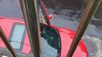 宜蘭警基隆追捕毒販 嫌車內中2槍身亡
