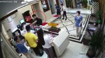 陸秀畫面反擊BBC專訪!指鄭文傑3赴深圳嫖娼