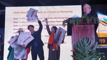 台灣之光!屏東福灣黑巧克力奪世界最佳獎