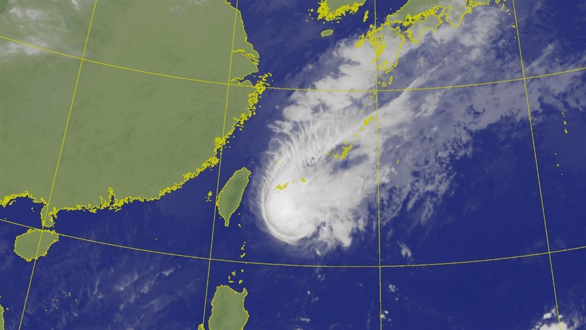 鳳凰颱風北轉!4縣市防雨襲 下周再降溫