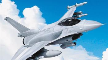 F-16V戰機採購案2472億特別預算 立法院三讀通過