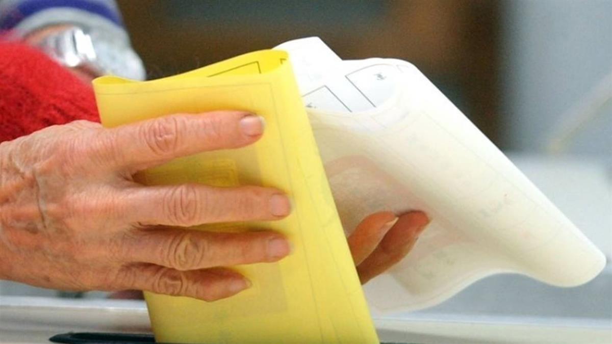 大選登記截止!19政黨搶不分區 412人搶攻區域立委