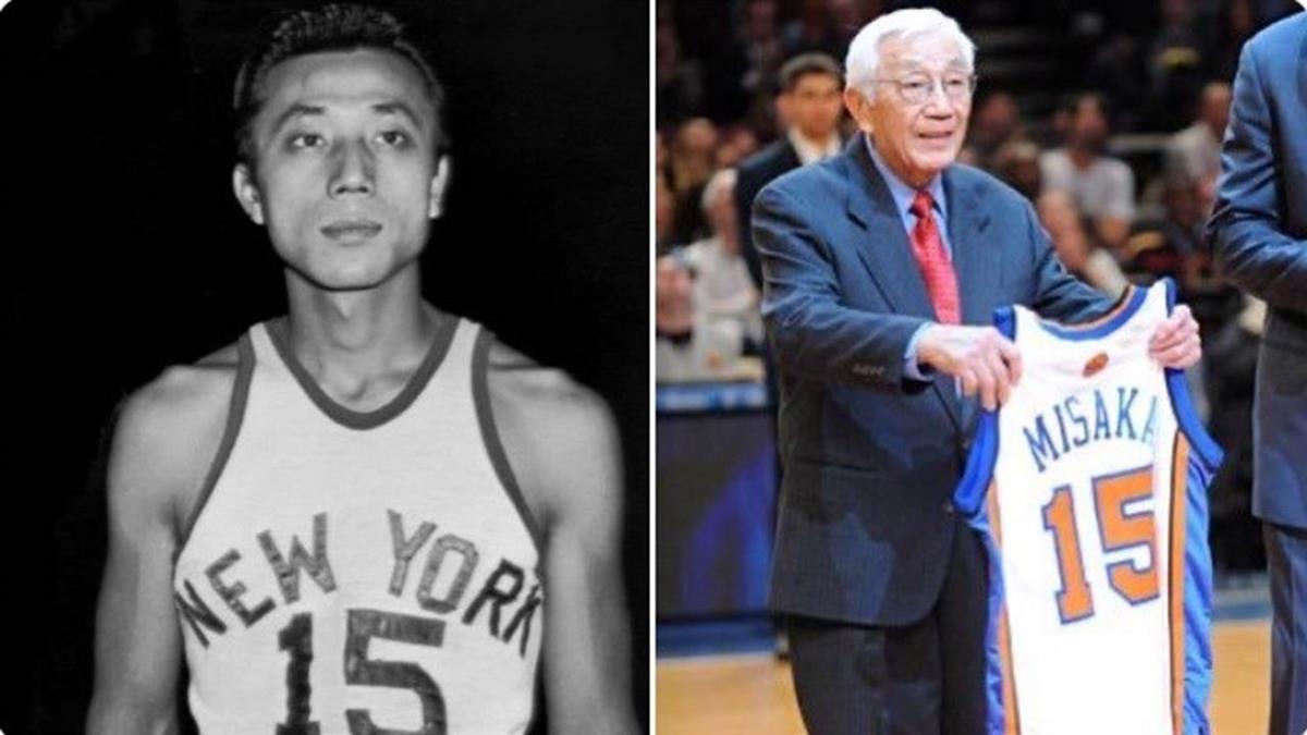 曾鼓勵林書豪 NBA史上首位亞裔球員三阪亙辭世