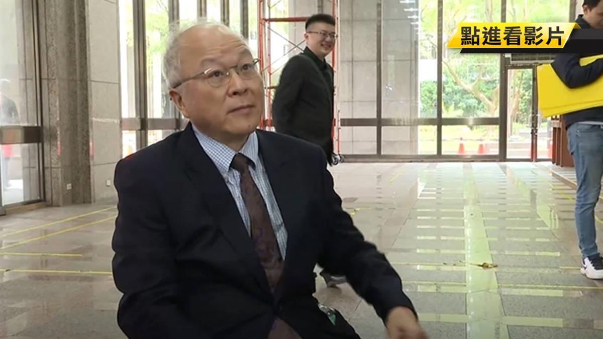 郭冠英稱代表共產黨監督台選舉 綠黨按鈴告發