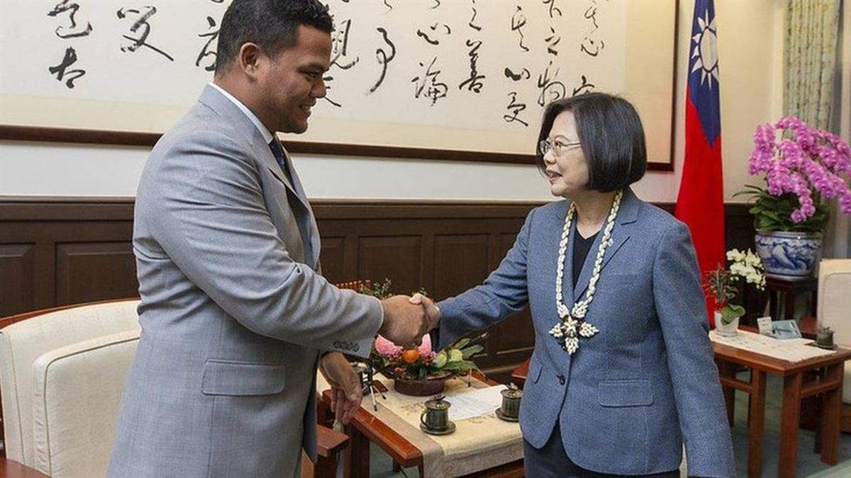 台灣邦交國圖瓦盧:拒絶中國企業投資對誰有利