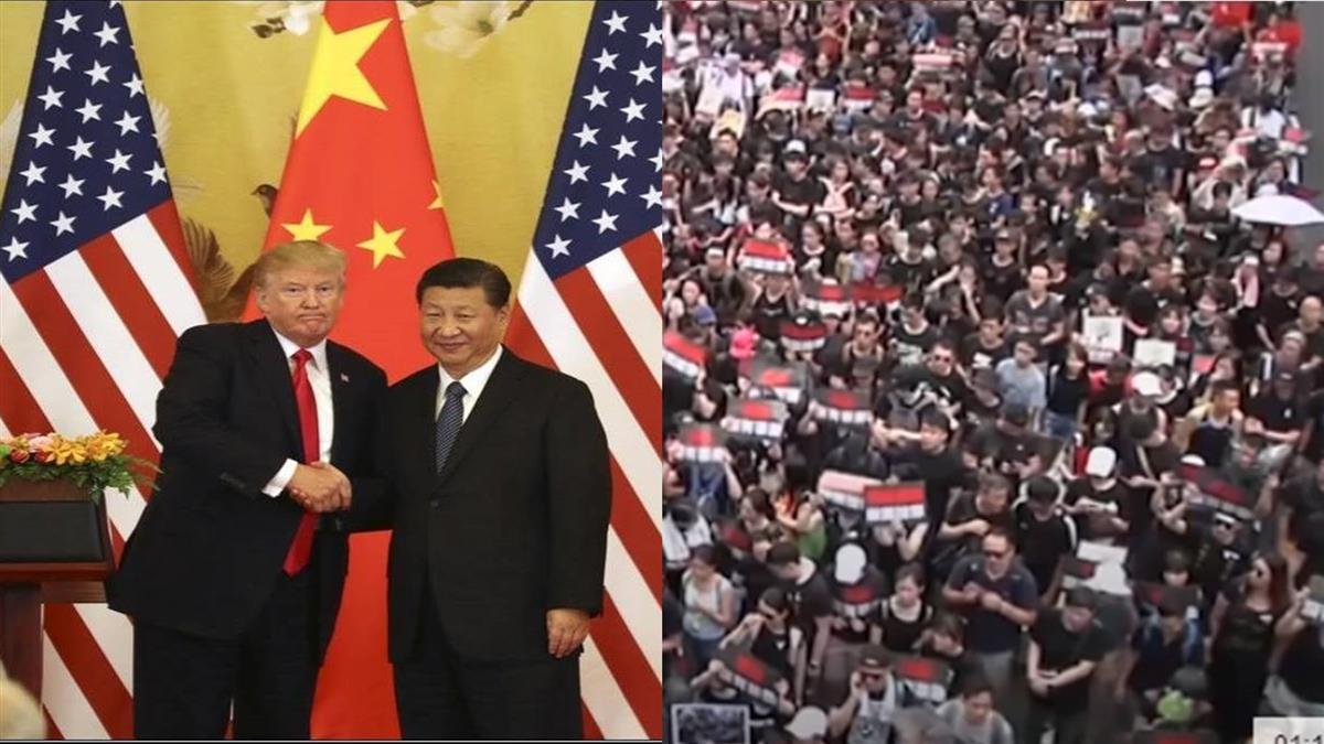 美中貿戰、日韓矛盾、港示威 韓媒:台成最大獲利者