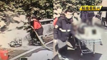 台中大學生夜衝武嶺!1人撞護欄摔水溝慘死
