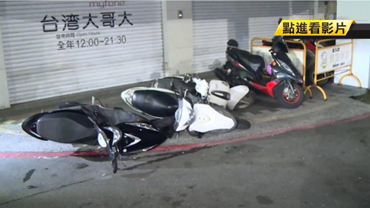 29歲醉漢踹30輛汽機車!車主怒提告毀損