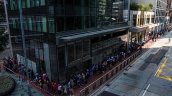 香港區選6小時 破150萬人投票超越上屆