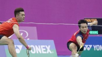 3局勝奧運銀牌得主 李洋王齊麟光州羽賽奪冠
