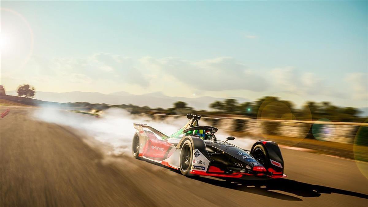 Audi e-tron FE06 披新戰袍,迎戰 Formula E 第六季