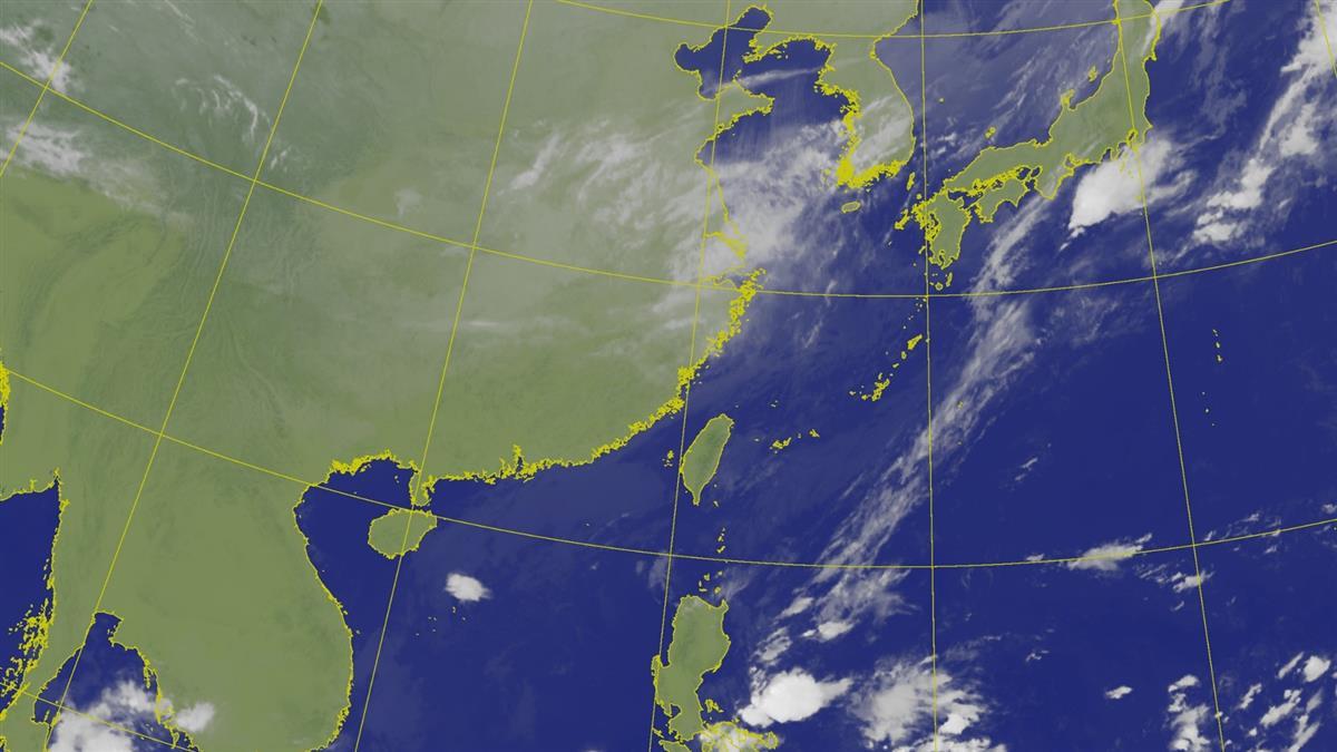 變天!北部、東北部一周有雨…低溫探15度 恐又有颱風