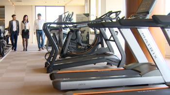 政府政策鼓勵台商回流 健身器材界一哥返鄉擴廠