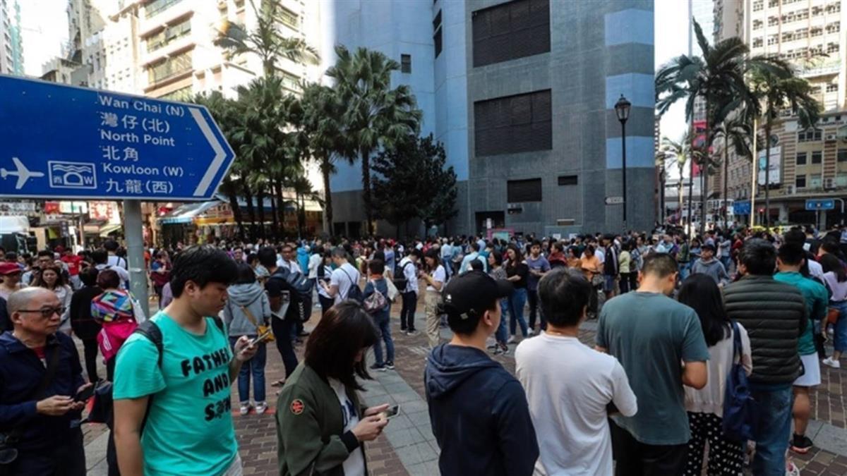 回應香港區選  北京:一國兩制方針堅定不移