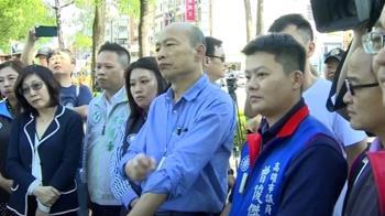 當選周年韓PO不曾落跑 綠營酸:11/24市恥日