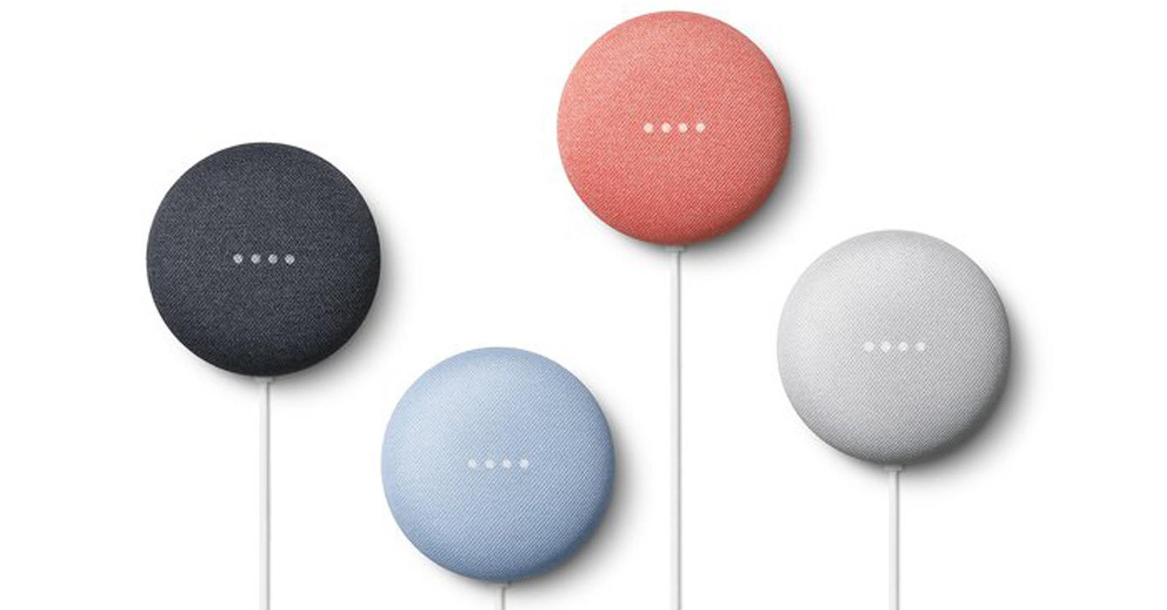 支援與 3,500 個品牌智慧家電連動,Google Nest Mini 智慧音箱即日起在台灣推出