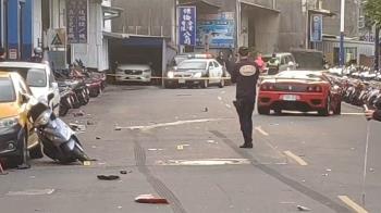 新莊法拉利撞4汽機車! 釀1命危1傷