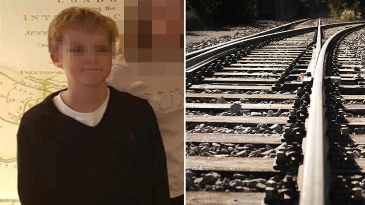 狂討論輕生!14歲弟跳軌遭火車輾斃 50同學目睹