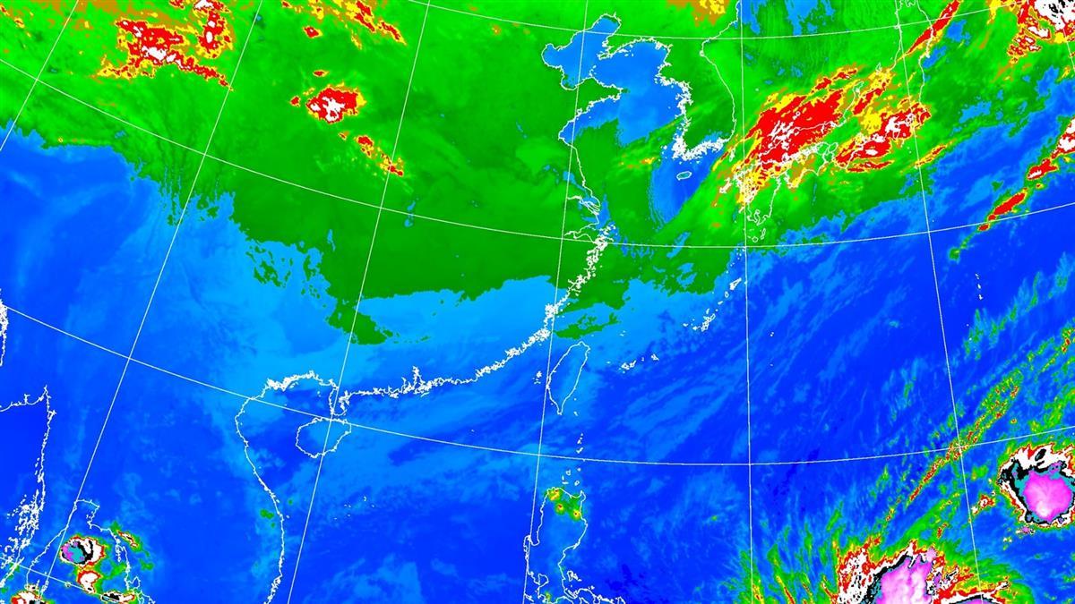 愈晚愈冷!北部探15度 一張圖秒懂一周天氣