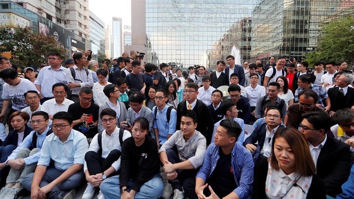 北京如何面對區議會選舉大勝後的香港民主派