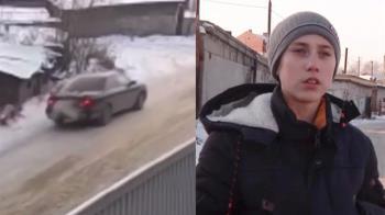 性侵犯當街擄9歲女上車 16歲少年勇救人