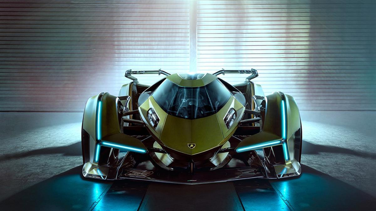蝙蝠車還是阿斯拉?藍寶堅尼最新概念車曝光 潮度破表掀話題