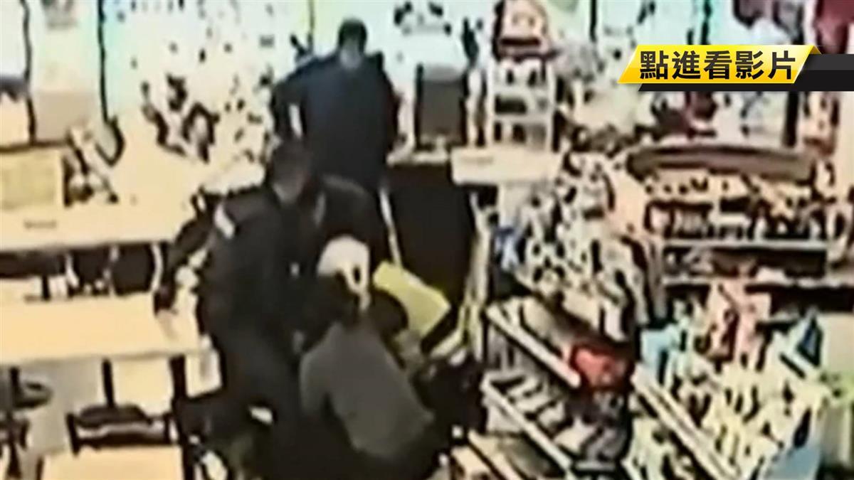 策畫2周!滷味男搶運鈔車250萬 卡彈遭逮