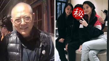 56歲李連杰曬驚人近照 濃黑髮被讚年輕20歲