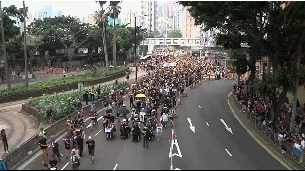 不只香港! 「這些國家」近年來也發生大規模暴動