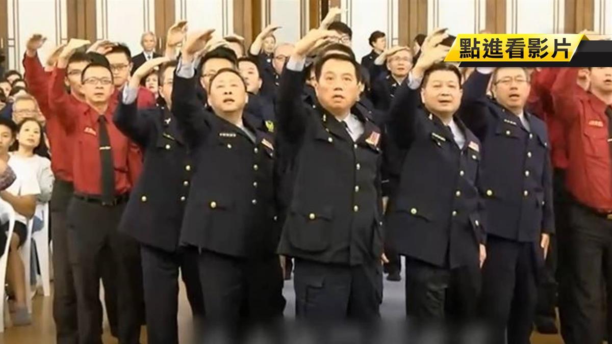 高階警穿制服跳佛舞!警大:未違規會告誡