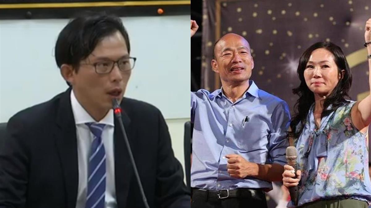 黃國昌亮關鍵鐵證 控李佳芬家族濫權牟利