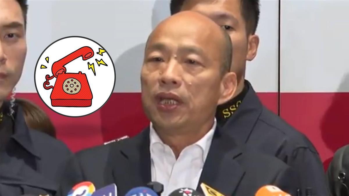 韓國瑜喊民調支持蔡 將重擊百年大黨?