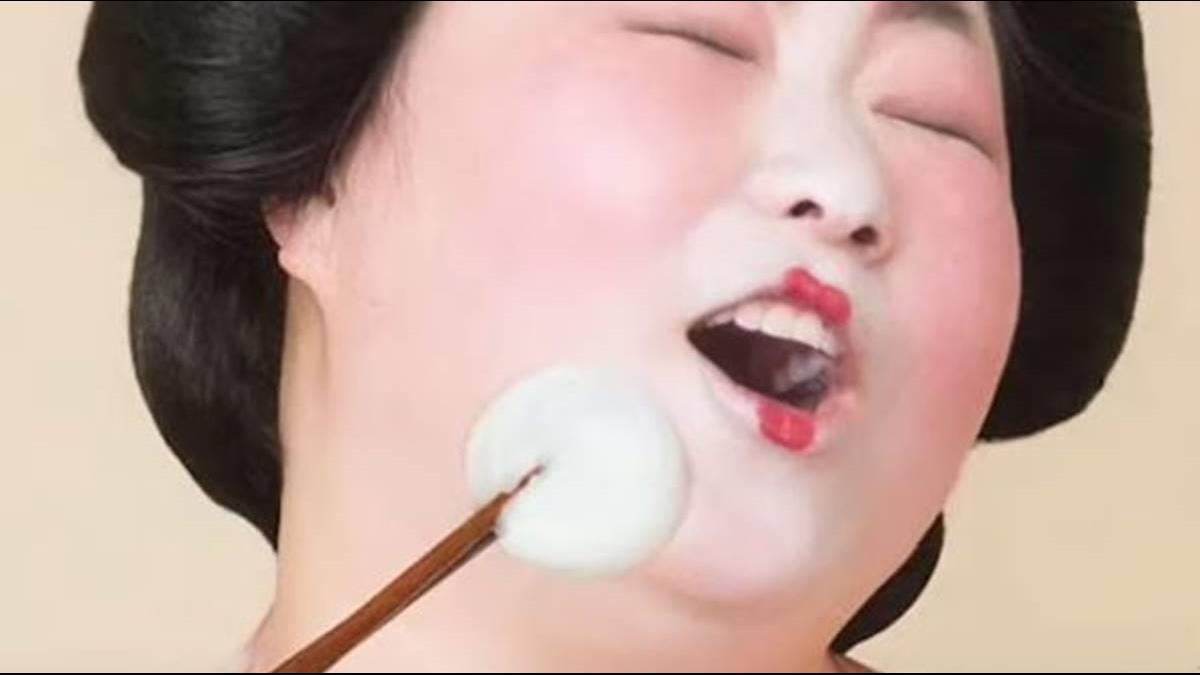 棉花糖女孩扮唐俑 網爆紅客流量增七倍