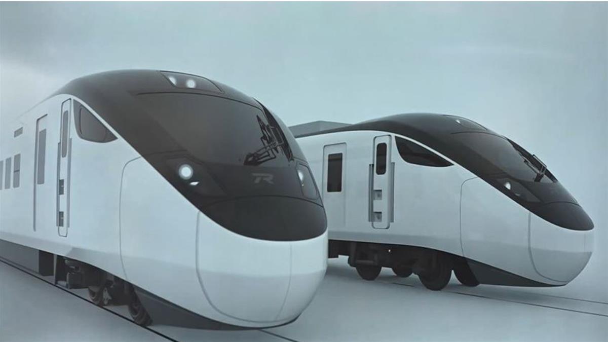 台鐵黑白新列車曝光 2021年投入花東線