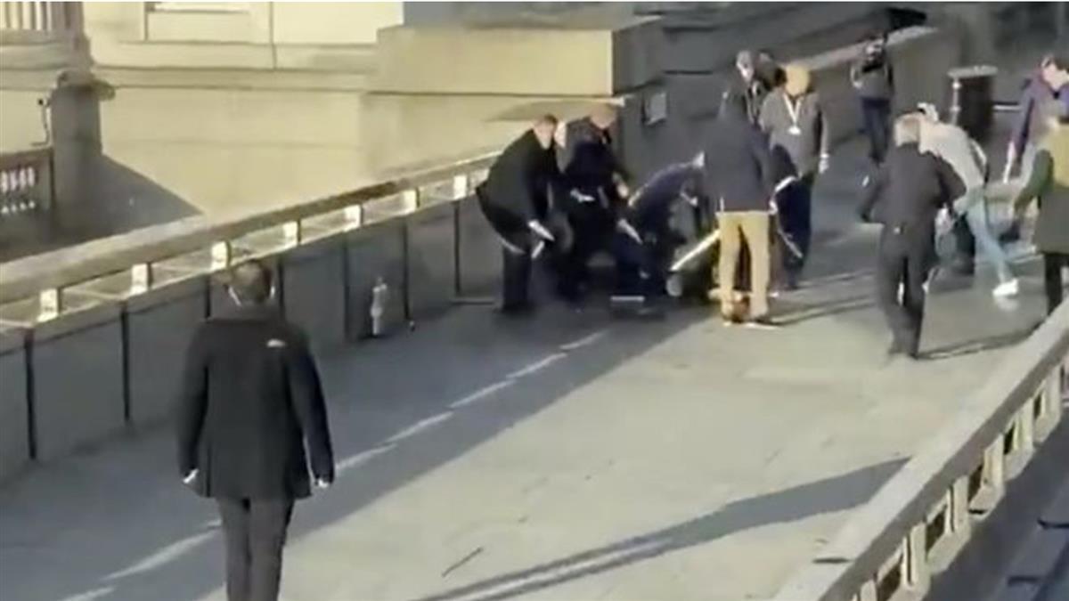英國倫敦恐怖襲擊 兇手在服刑期被提前釋放