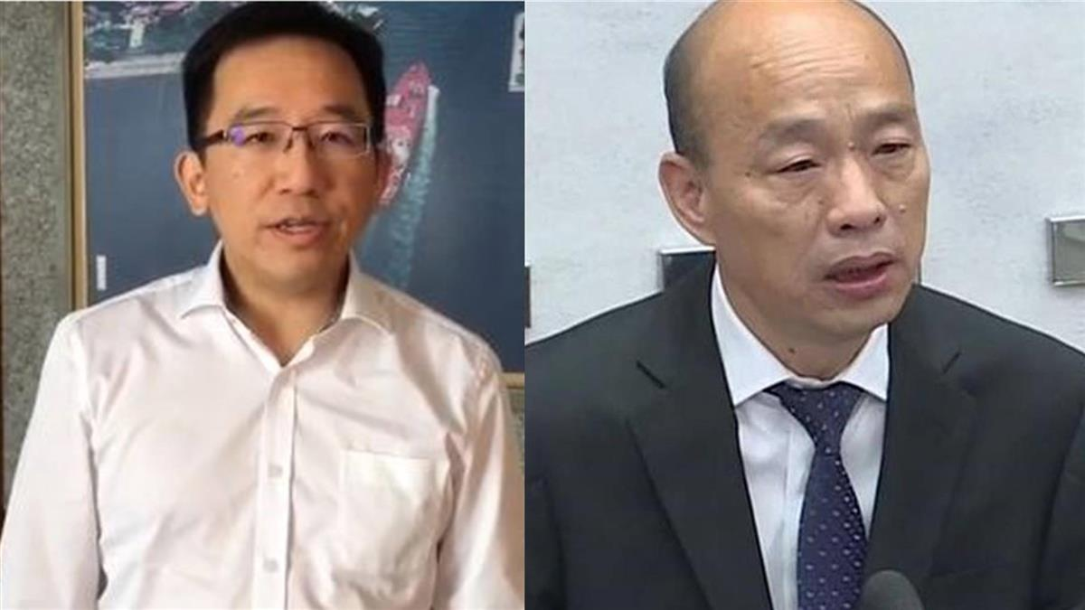 陳致中告韓國瑜外患罪 法院查無不法簽結