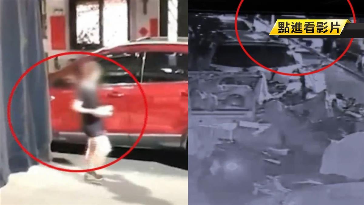 板橋滷肉飯千金險遭擄 老闆:沒債務糾紛