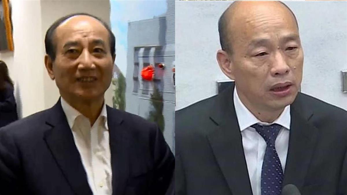 力挺韓凍蒜?王金平:我支持韓國瑜…把市長做好