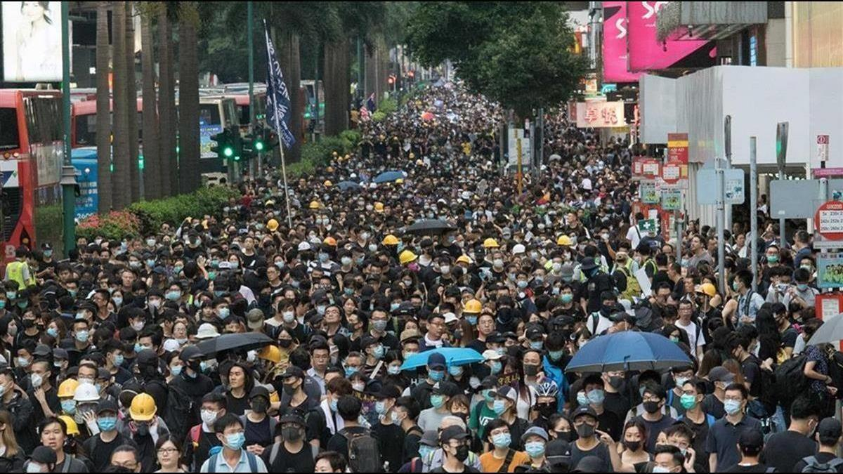 大陸控訴美5個非政府組織介入香港 美批「不實指控」