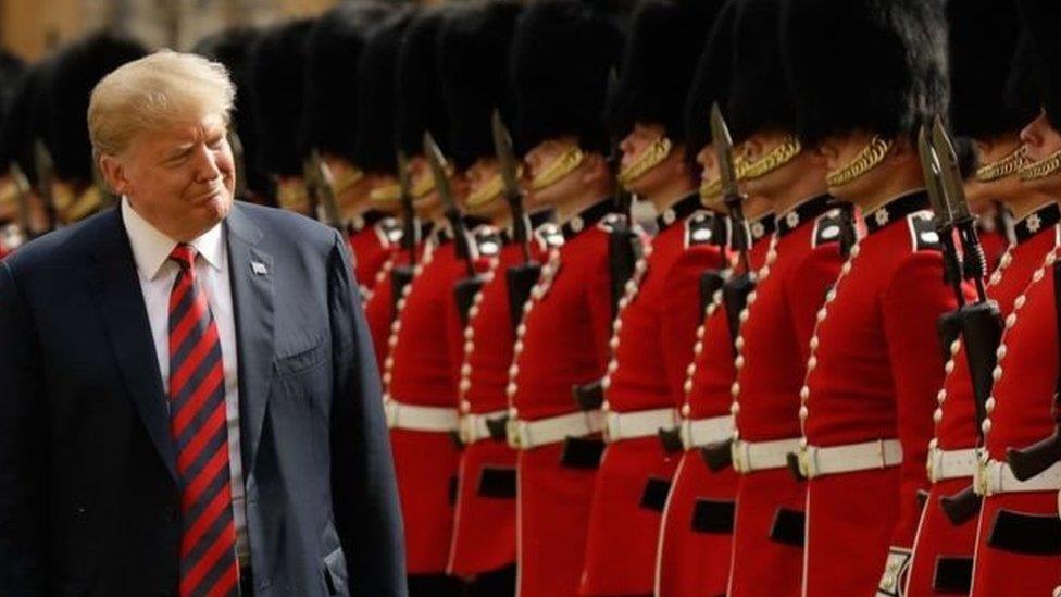 川普又來了:大選的英國和困窘的北約都捏一把汗