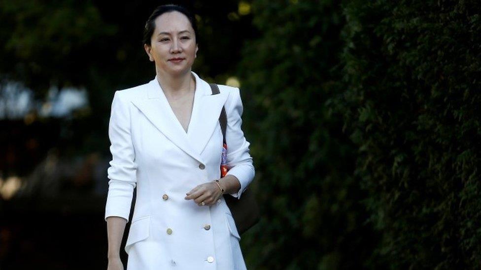 中美貿易戰繼續談判 華為孟晚舟被拘押一年