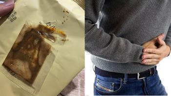 白褲男腹痛噴洩 麻醬包神救援化危機