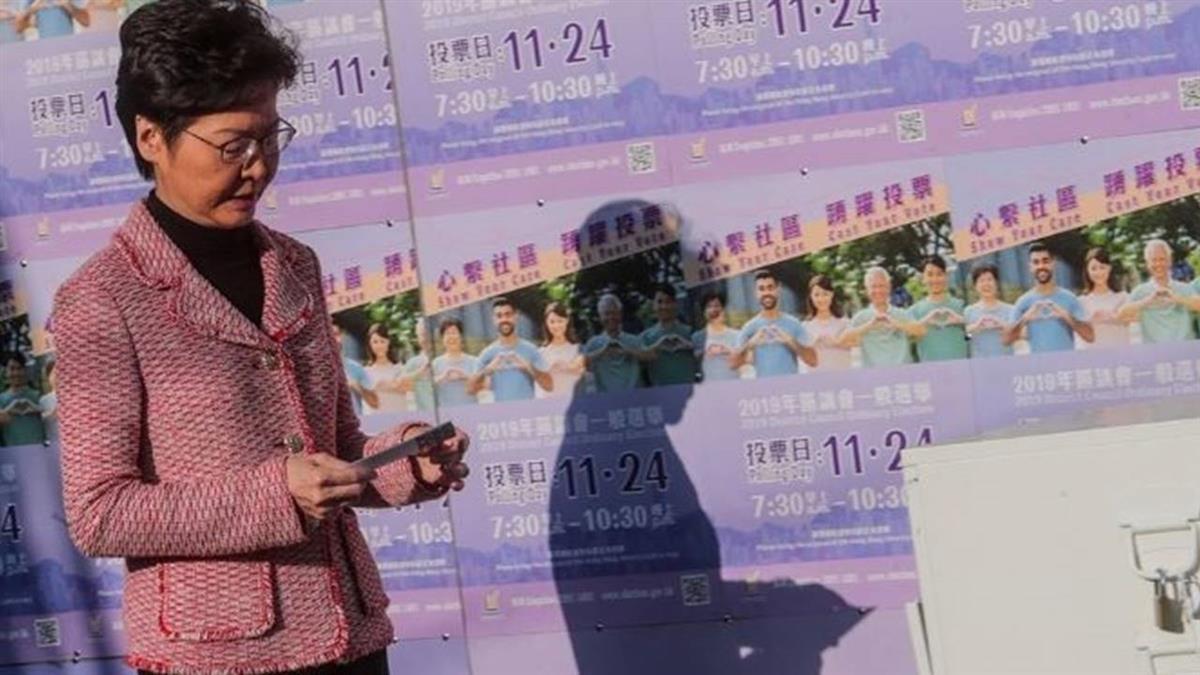 開第一槍!25泛民立法會議員 提案彈劾林鄭月娥
