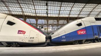 反對改革!法國大罷工 90%高鐵列車將停駛