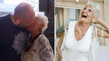 8個月戰50男 83歲嬤收山退交友軟體