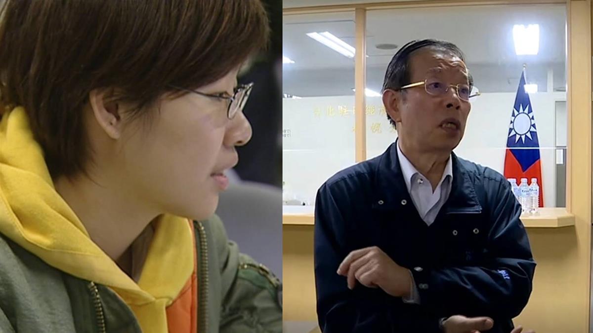 與楊蕙如一年見不到2次 謝長廷認一般朋友關係