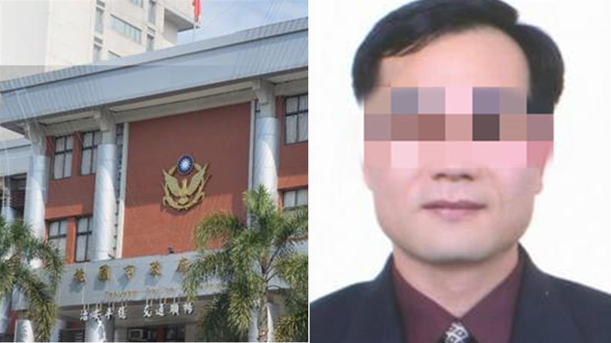 快訊/桃園警傳憾事 55歲保大隊長陳屍家中