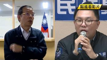 卡神疑養網軍、國民黨議員撿到槍:謝長廷回台說清楚