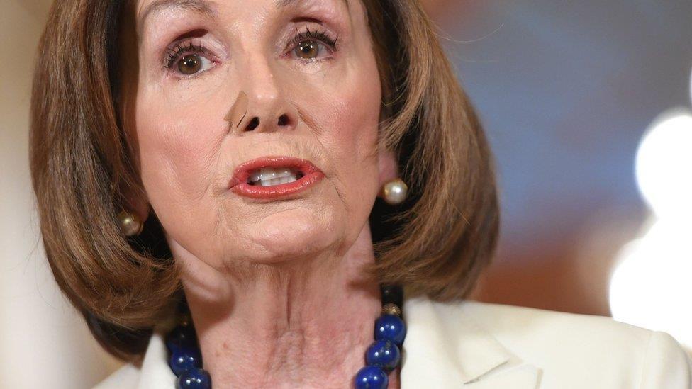 特朗普彈劾案:眾議院議長佩洛西宣佈,起草彈劾條款