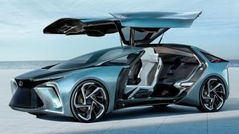 首曝光Lexus全新概念車!東京車展直送台北新車大展